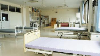 介護実習室の写真