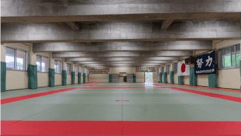 武道場の写真