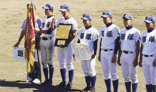 野球部の写真