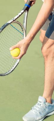 ソフトテニス部の画像
