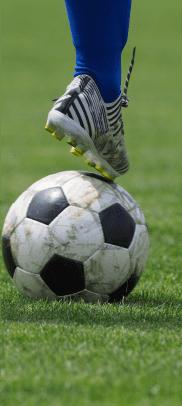 男子サッカー部の画像