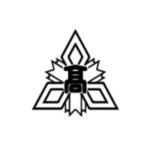 飯塚高校の校章
