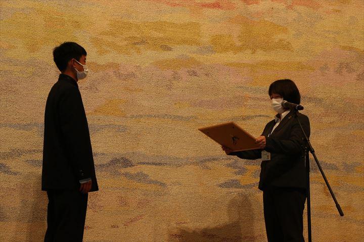 歓迎行事の写真(1)のアイキャッチ画像